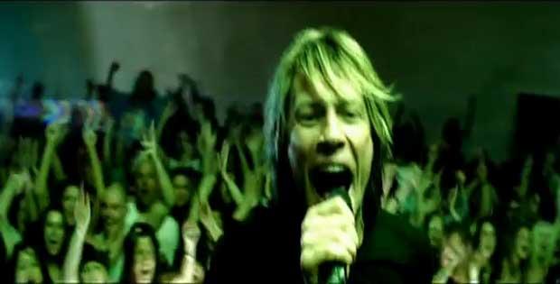"Bon Jovi's ""It's My Life"""