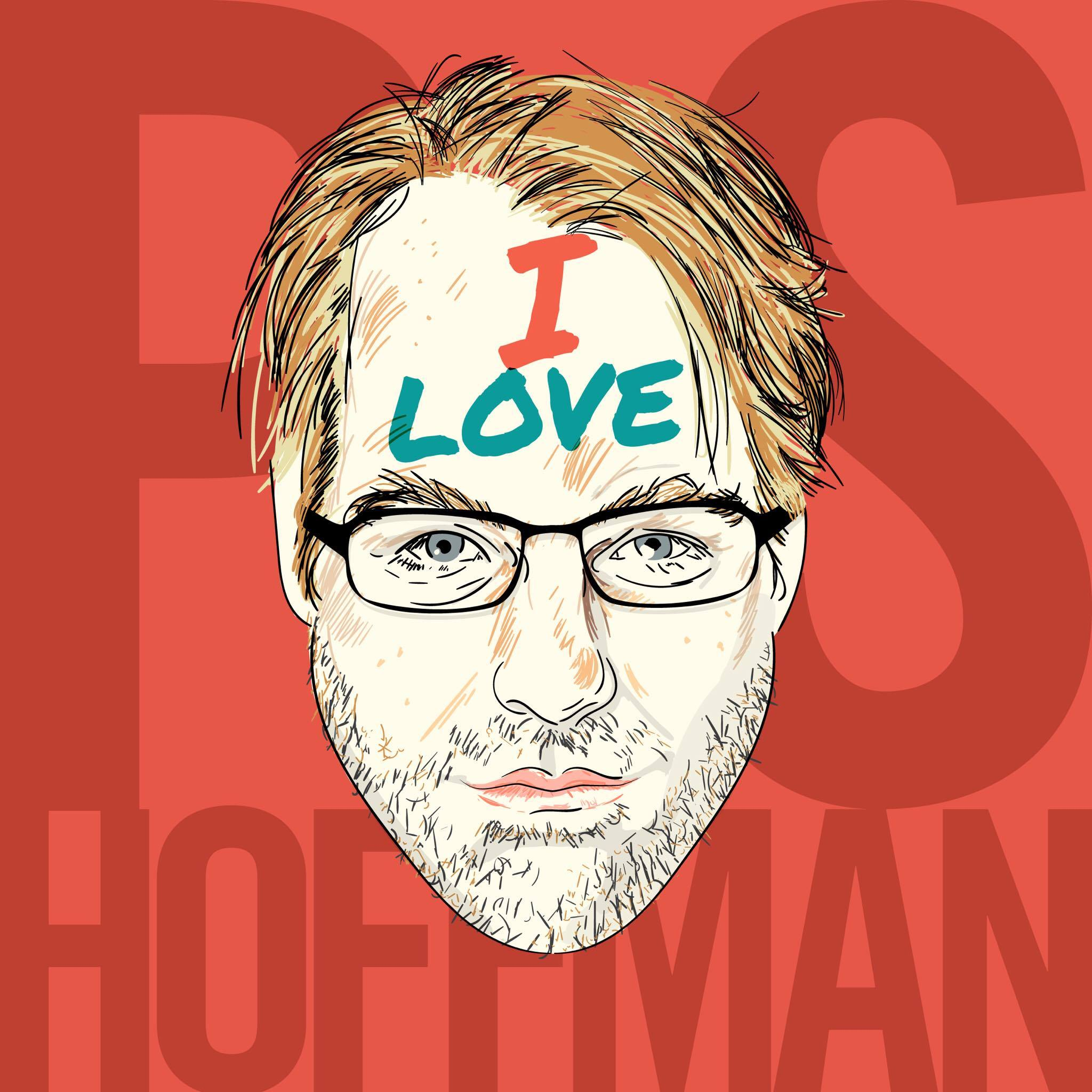 PS I Love Hoffman Cover
