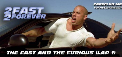 The Fast and the Furious (Lap 1)