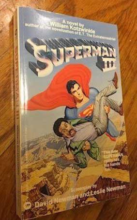 Superman III: The Novelization