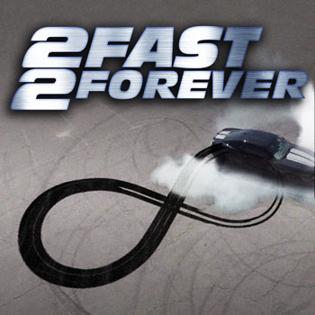 2 Fast 2 Forever Cover
