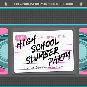 High School Slumber Party Cover