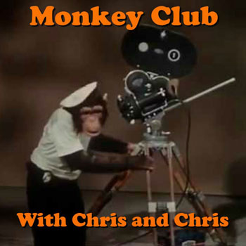 Monkey Club Cover