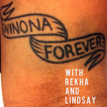 Winona Forever Cover