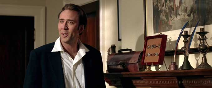 National Treasure 2004 Family Friendly Cage Is Fun For Everyone Except Women Joey S Review The Cageclub Podcast Network