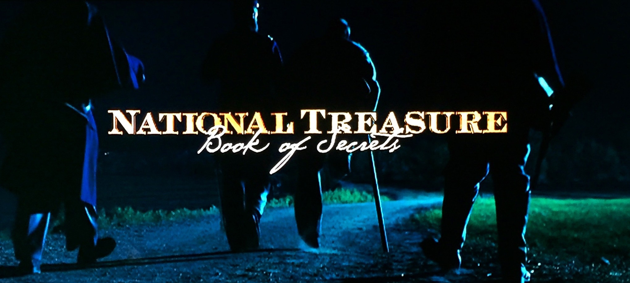 National Treasure Book Of Secrets 2007 The Gang S All Here Mike S Review The Cageclub Podcast Network