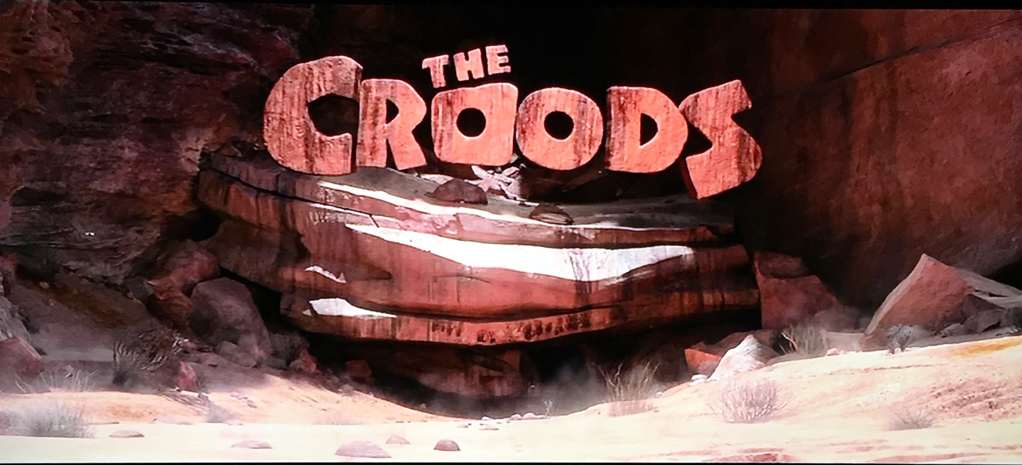 The Croods 2013 Caveman Cage Mike S Review The Cageclub Podcast Network