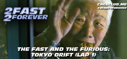The Fast and the Furious: Tokyo Drift (Lap 1)