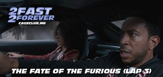 The Fate of the Furious (Lap 3) - 2 Fast 2 Forever: The Fast and the Furious Podcast #2F2F