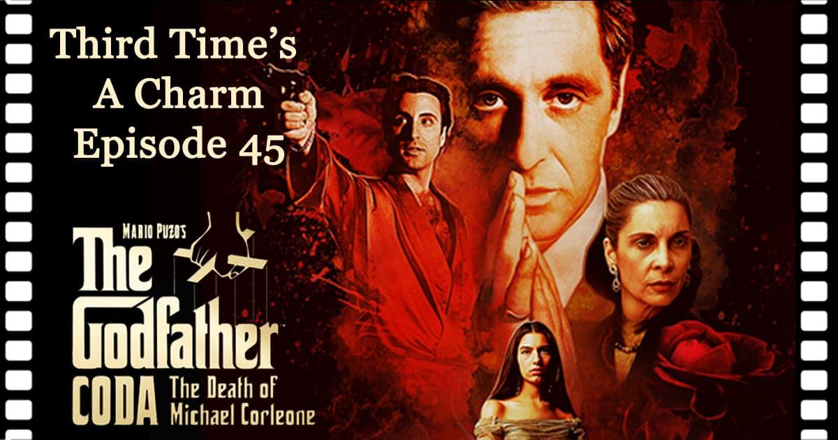 The Godfather CODA (2021)