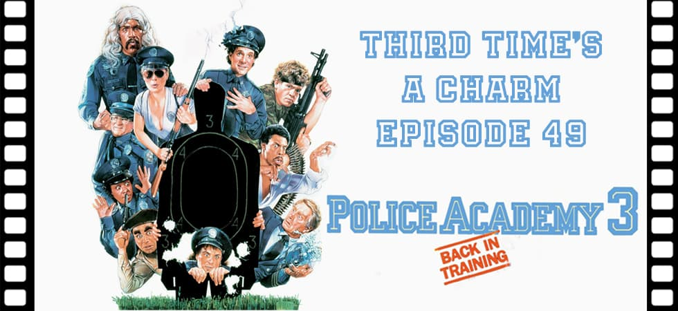 Police Academy 3 : Back In Training (1986)