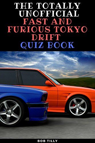 The Fast and the Furious: Tokyo Drift Quiz Book