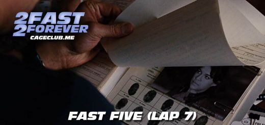 2 Fast 2 Forever #122 – Fast Five (Lap 7)