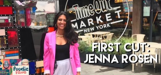 Foodie Films #053 – First Cut: Jenna Rosen of Time Out Market