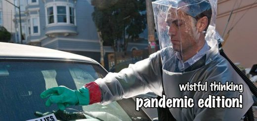 Wistful Thinking #075 – Wistful Pandemic