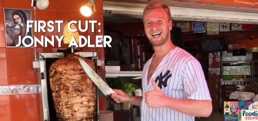 Foodie Films #074 – First Cut: Jonny Adler
