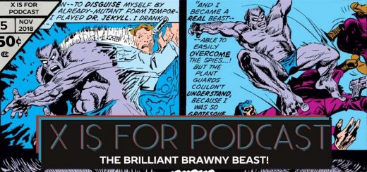 Back Issue Bin, Part One: The Brilliant Brawny Beast!