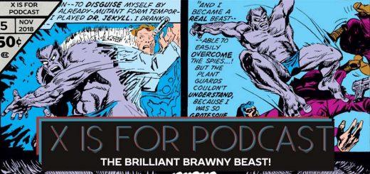 Back Issue Bin, Part One: The Brilliant Brawny Beast!