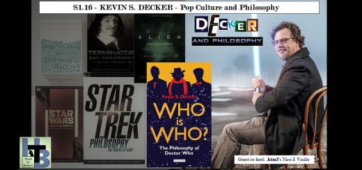 Hard to Believe #016 – Kevin S. Decker - Pop Culture and Philosophy