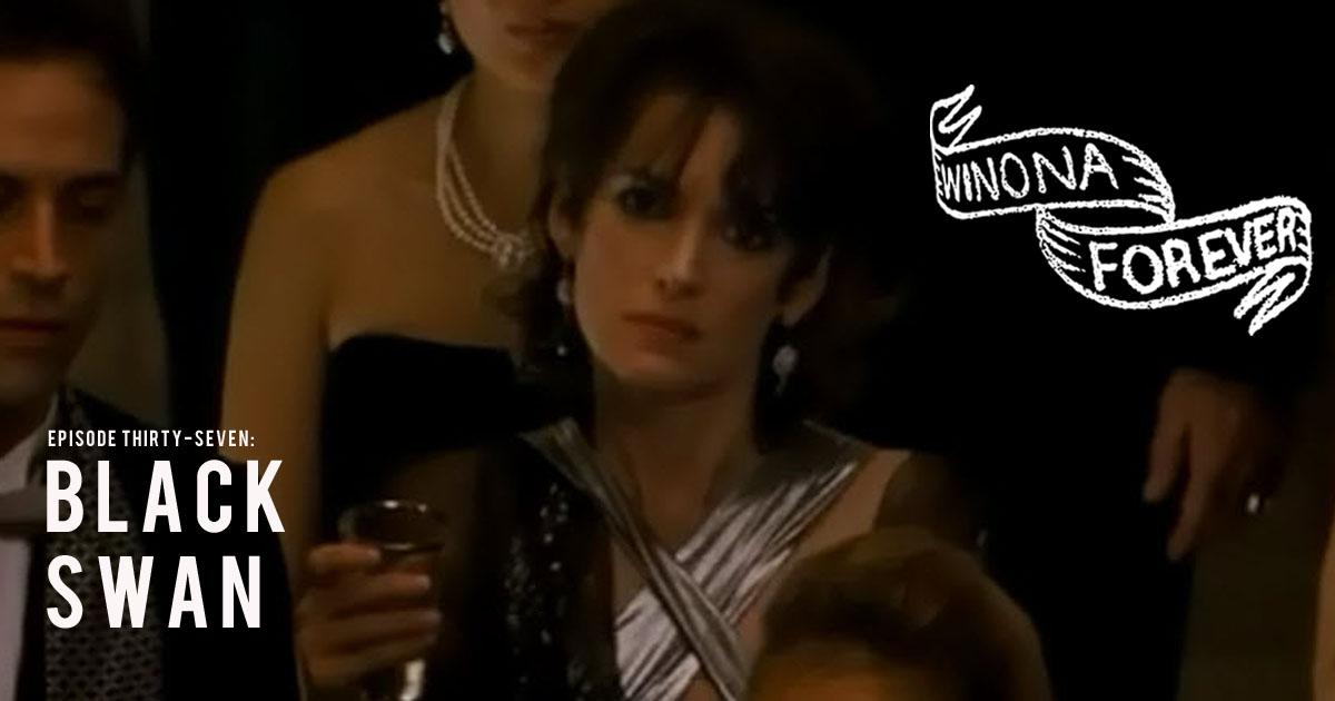Winona Forever #037 – Black Swan (2010)