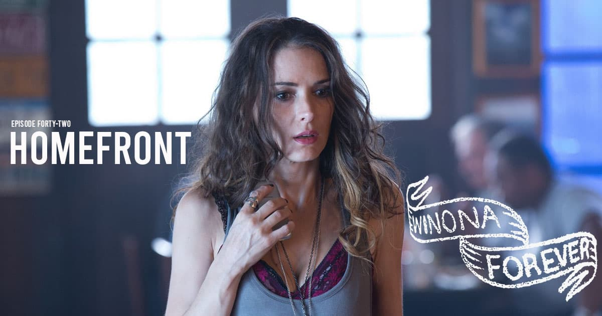 Winona Forever #042 – Homefront (2013)