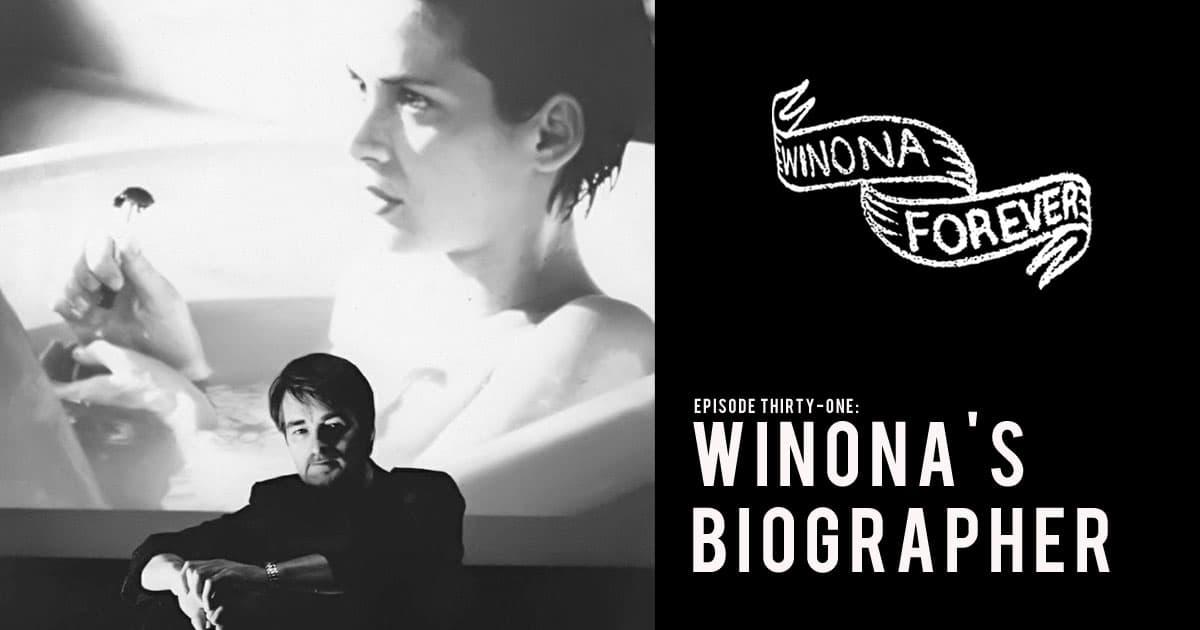 Interview with Winona's Biographer, Nigel Goodall