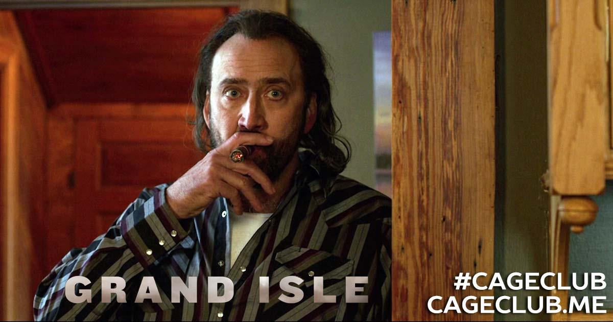 #CageClub #103 – Grand Isle (2019)