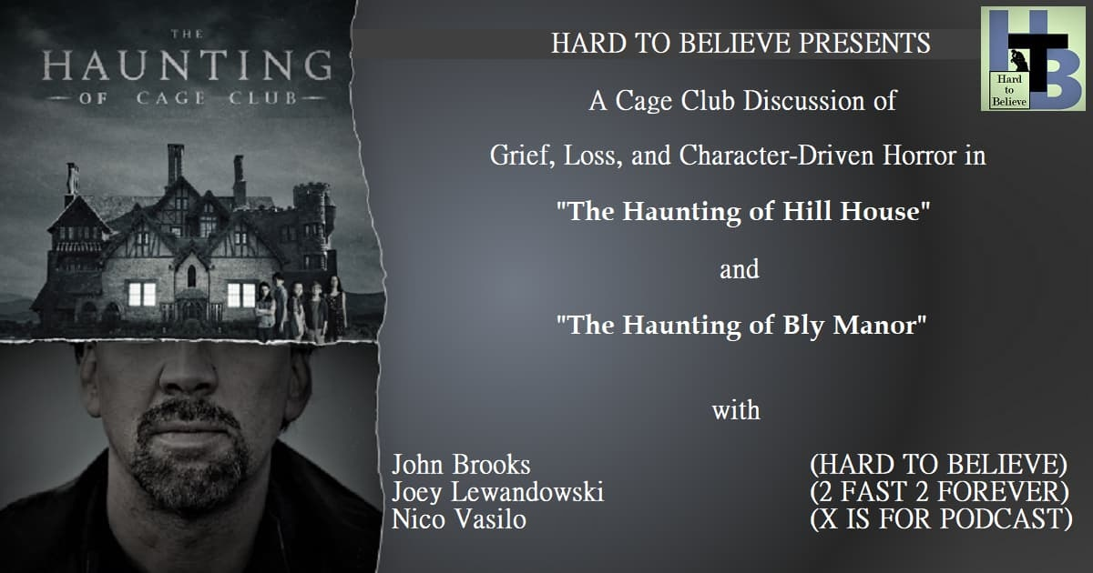 Hard to Believe Weekend Bonus Episode - The Haunting of Cage Club