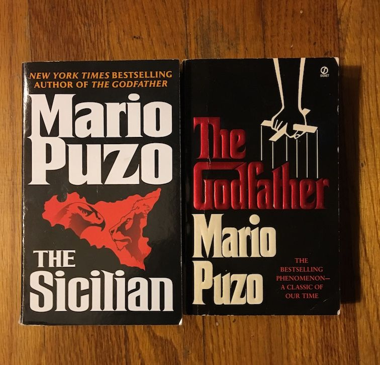 Mario Puzo's The Godfather and The Sicilian