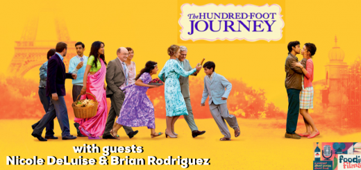 Foodie Films #097 – The Hundred Foot Journey (2014)