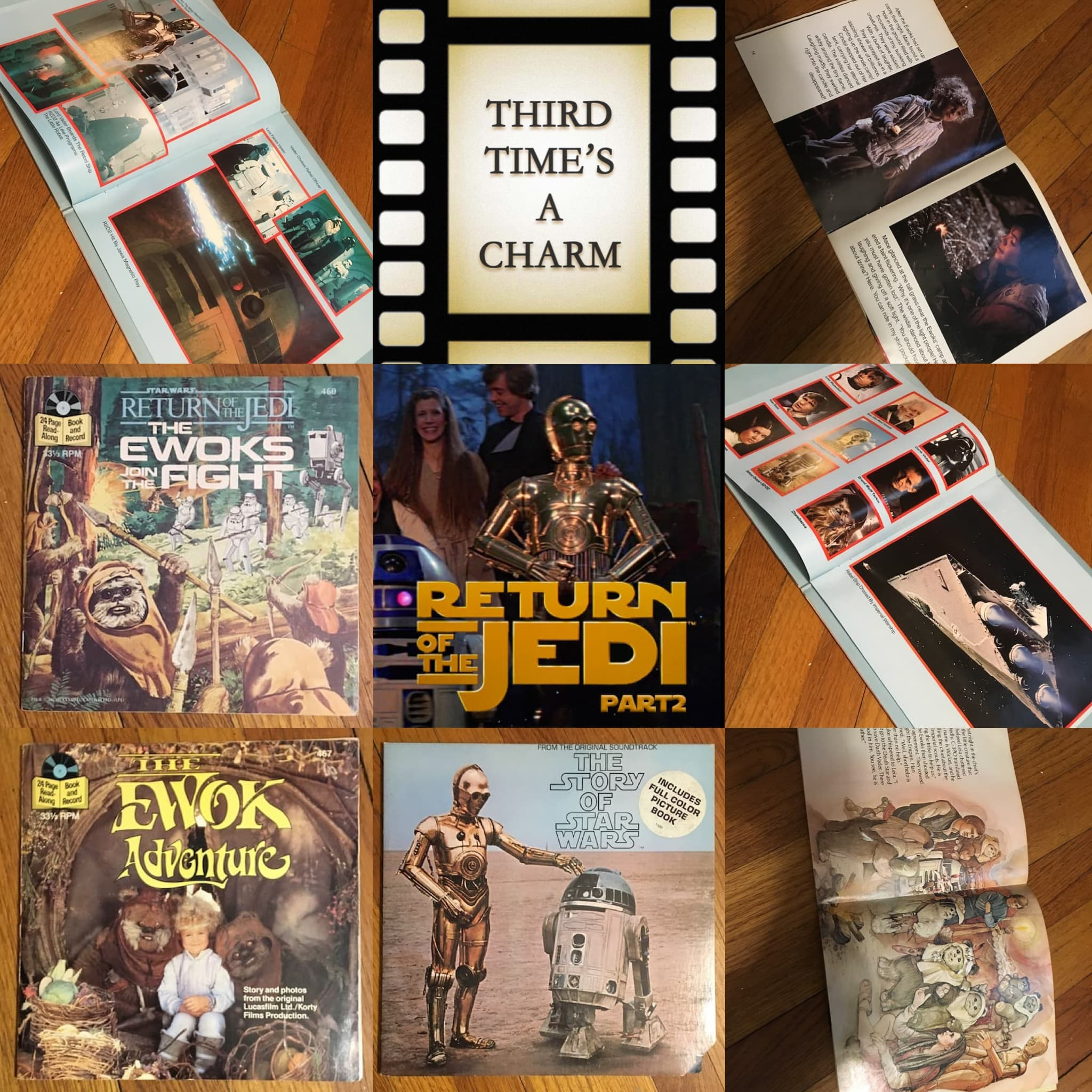 Star Wars: Episode VI - Return of the Jedi (1983): Part 2