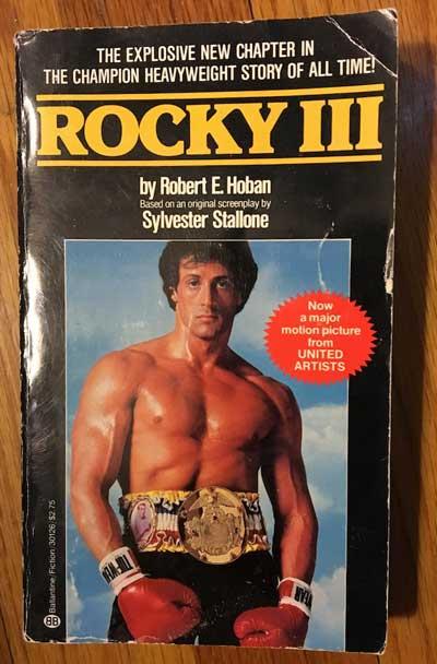 Rocky III: The Novelization