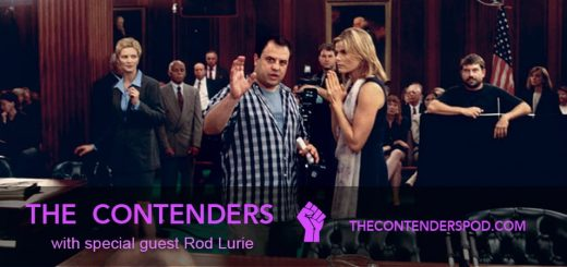 The Contenders BONUS! – writer-director Rod Lurie