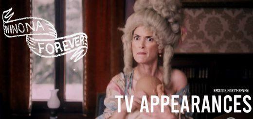 Winona Forever #047 – Winona's TV Appearances