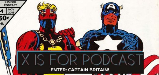 Enter Captain Britain!