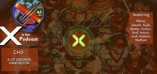 THIS IS X OF SWORDS -- The Complete XOS OHOTMU