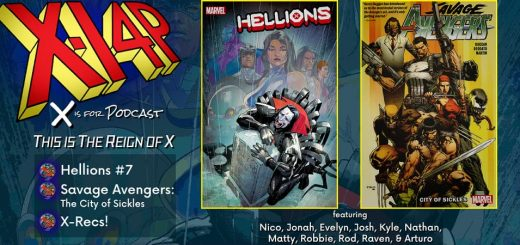 THIS IS THE REIGN OF X -- Hellions 7 / Savage Avengers: The City Of Sickles / X-Recs!