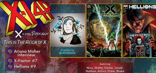 THIS IS THE REIGN OF X -- Ariana Maher Interview, X-Factor, & Hellions!