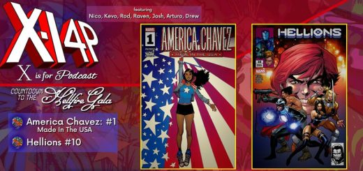 COUNTDOWN TO THE HELLFIRE GALA -- America Chavez: Made In The USA & Hellions!