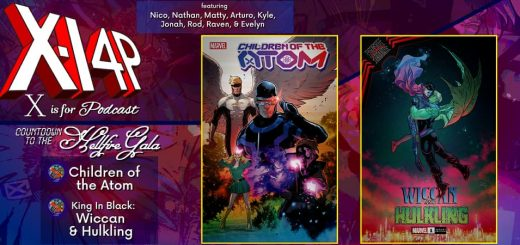 COUNTDOWN TO THE HELLFIRE GALA -- Children of the Atom & King In Black: Wiccan & Hulkling!