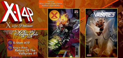 COUNTDOWN TO THE HELLFIRE GALA -- X-Men & Return Of The Valkyries Finale!