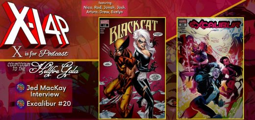 COUNTDOWN TO THE HELLFIRE GALA -- Jed MacKay and Excalibur 20!