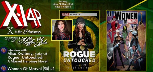 COUNTDOWN TO THE HELLFIRE GALA -- Alisa Kwitney Interview & Women Of Marvel!