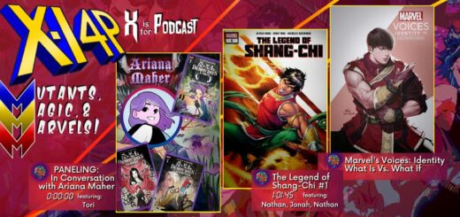 MUTANTS, MAGIC, & MARVELS 020 -- Ariana Maher In Conversation With Tori Sheehan, What Is vs What If, & The Legend Of Shang-Chi!