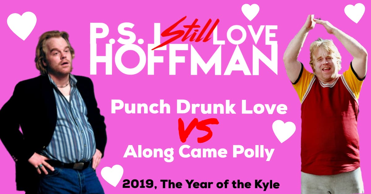 The Year of the Kyle