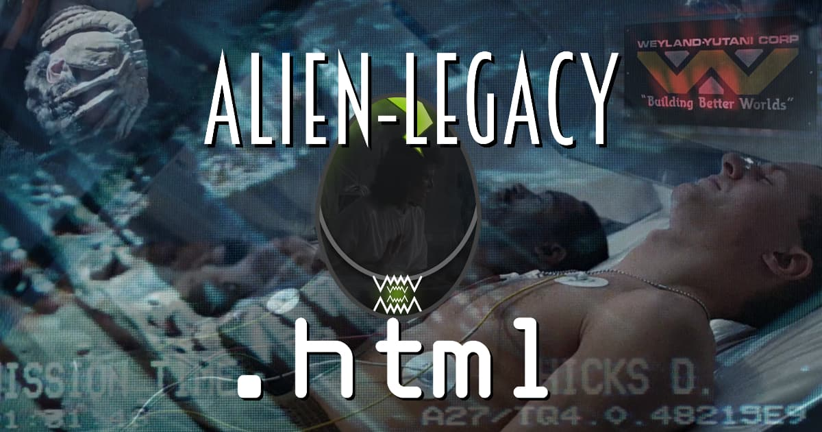 alienlegacy.html #056 – Aliens (1986): Part 1