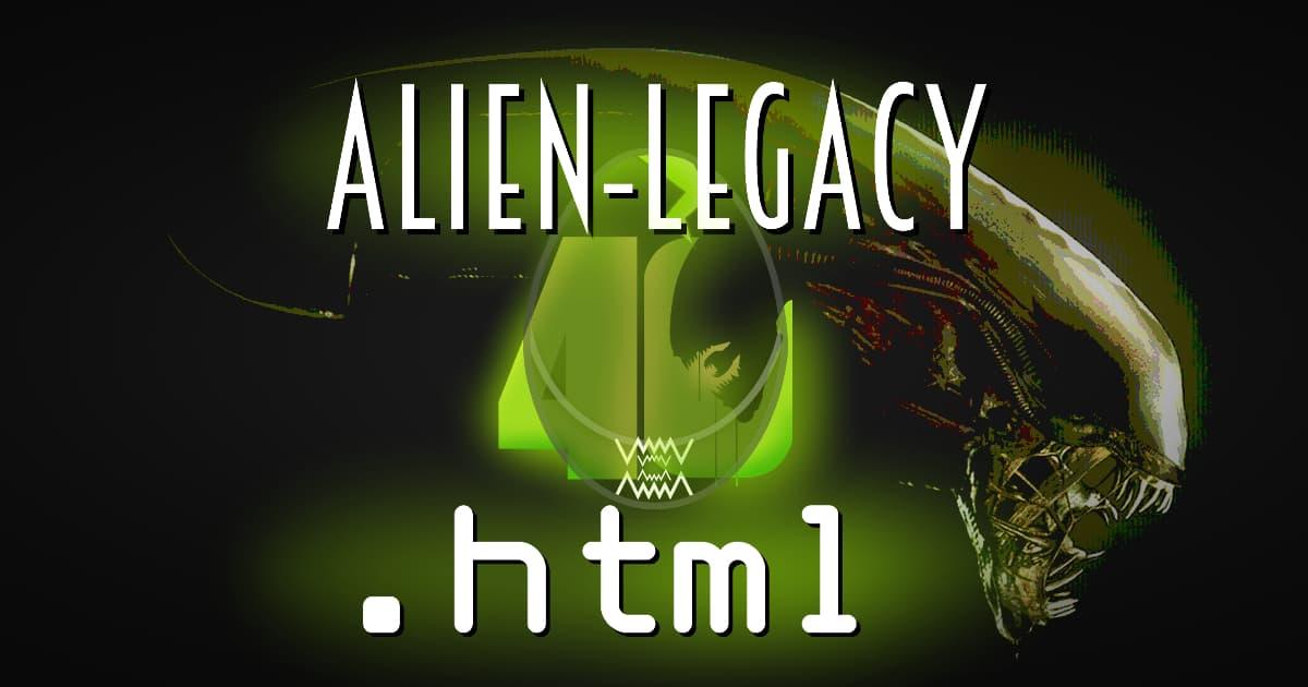 alienlegacy.html #068 – Alien Legacy Finale, Part Two: From Alien to Xenomorph