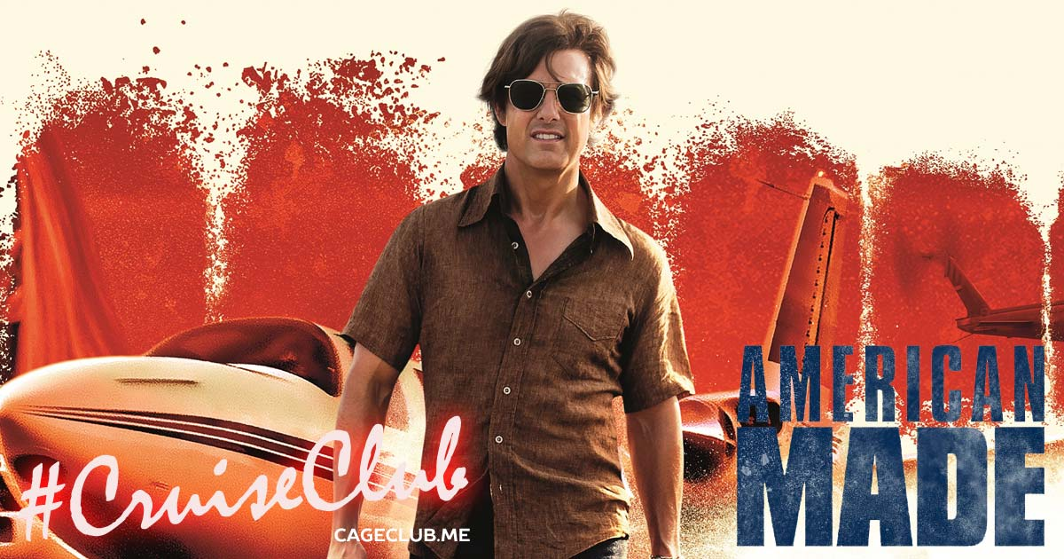 #CruiseClub #041 – American Made (2017)
