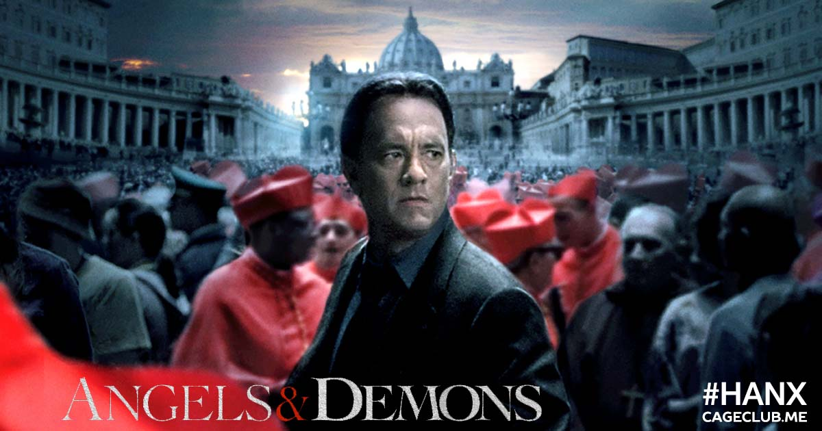 #HANX for the Memories #041 – Angels & Demons (2009)