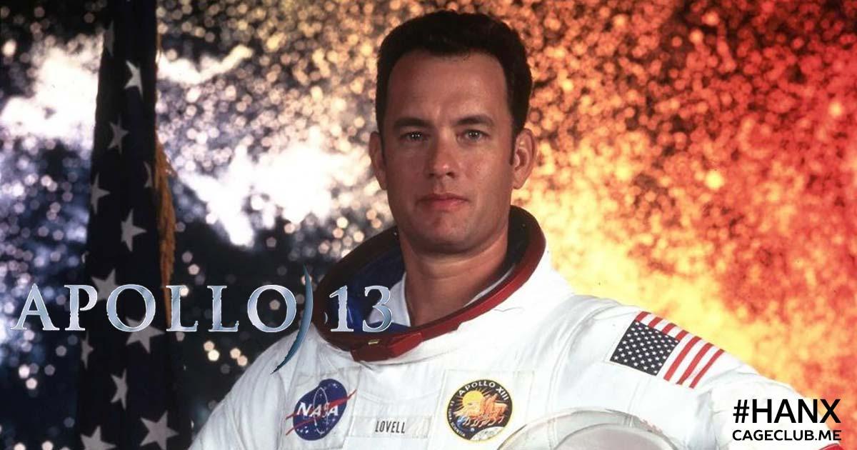 #HANX for the Memories #025 – Apollo 13 (1995)